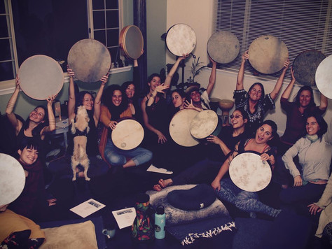 World Beat Drumming with Liron Meyuhas