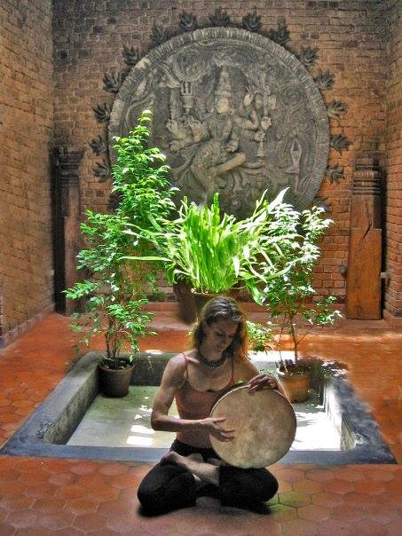 Krista Holland - Sacred Drumming ⚪️