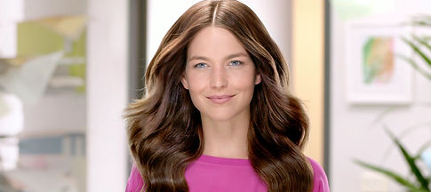 Garnier, beautiful hair, tv commercial, director, cinematography