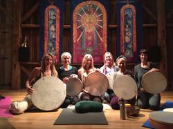 ⚪️ Sacred Drumming