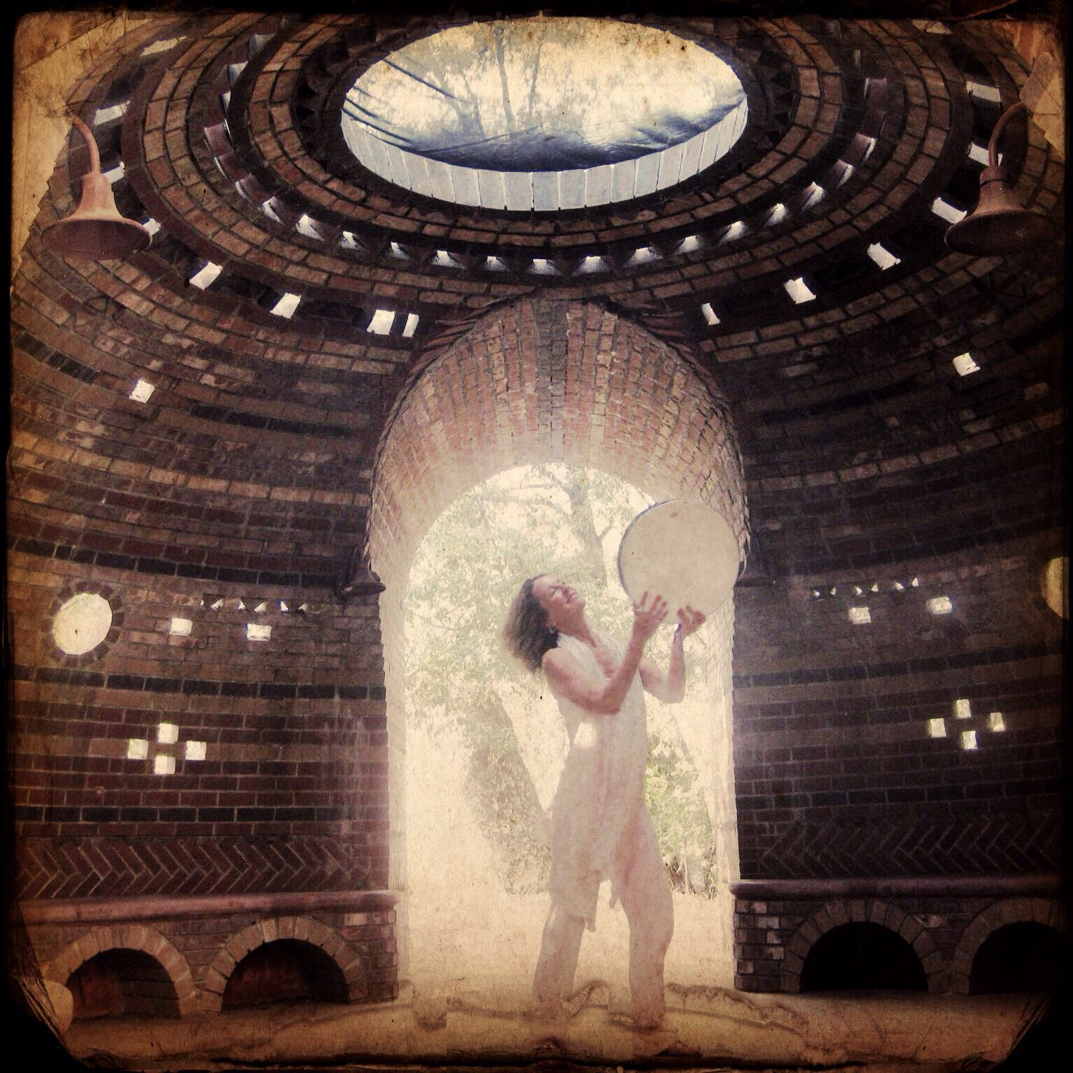 Krista Holland - Sacred Drumming