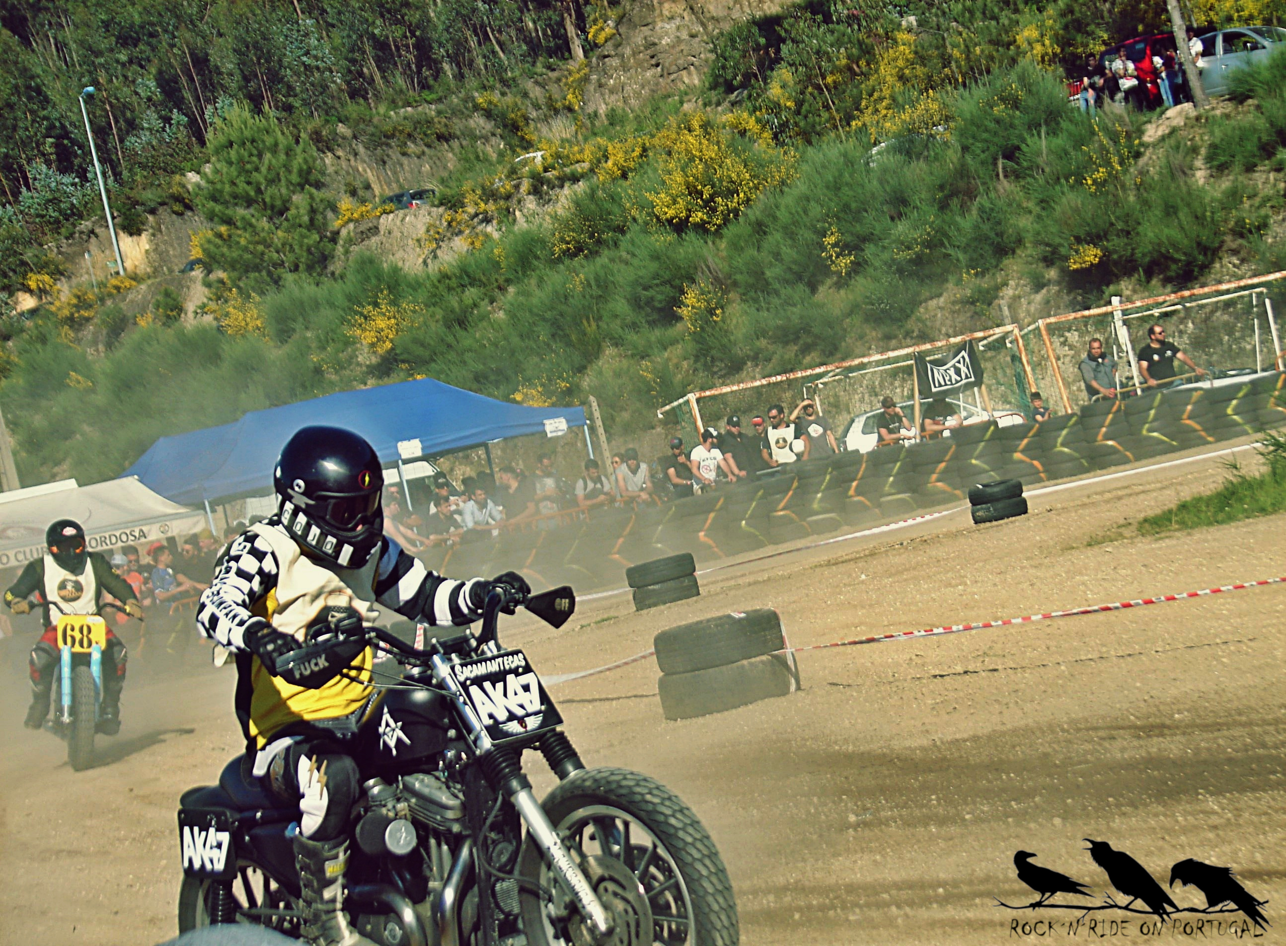 Dusty Track