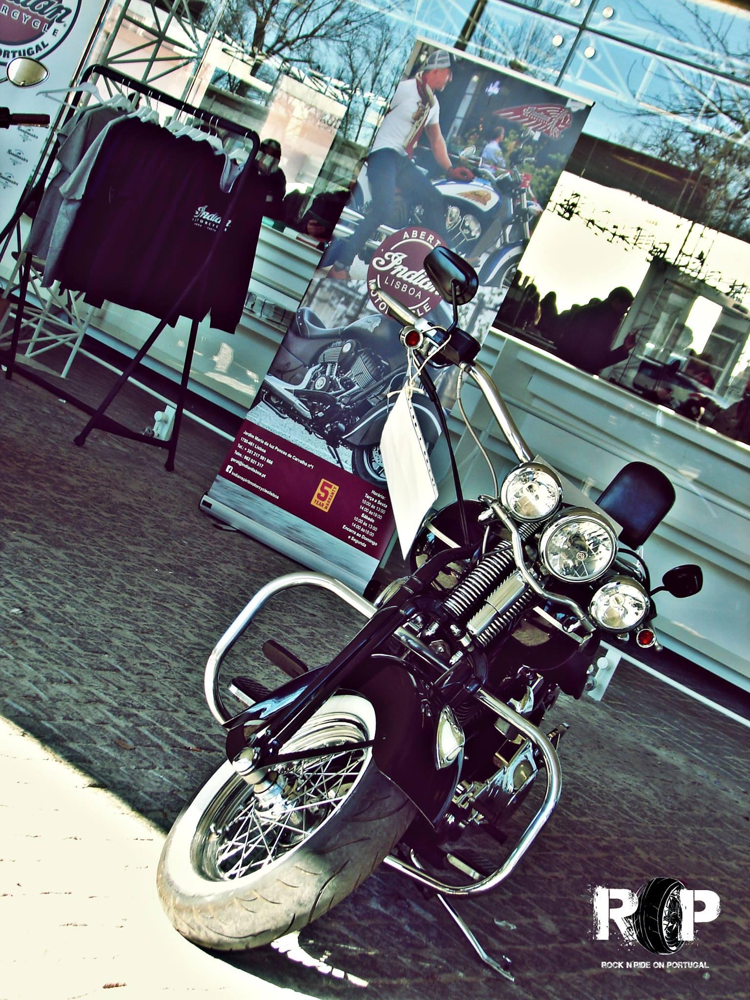 Americana  EXPO MOTOS