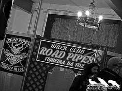 Road Pipes - inauguração