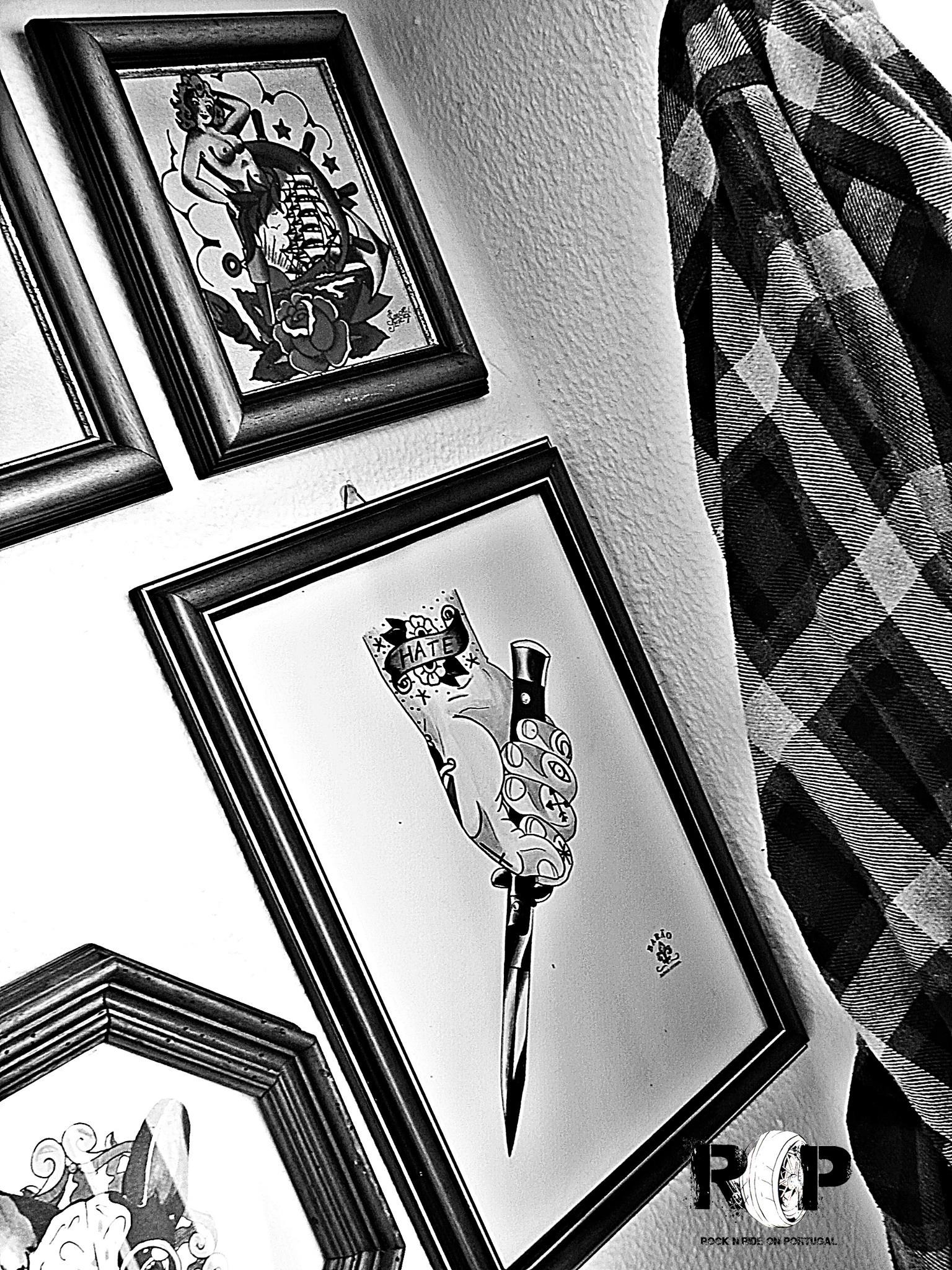 6ªFeira 13 Flash Tattoo