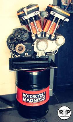 XX Aniversário Motorcycle Madness