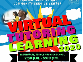 Virtual Tutoring 2020