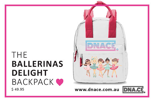 Ballerinas Delight | Backpack