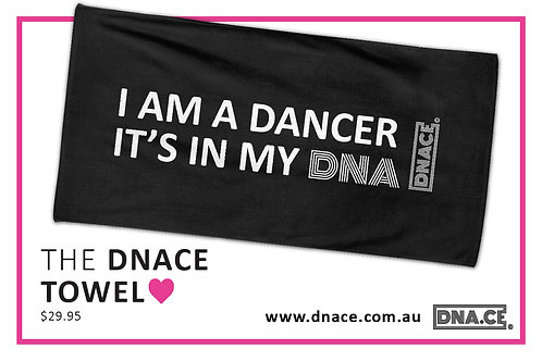 It's in your DNA just DNA.CE   Towel