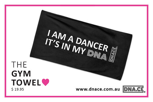 It's in your DNA just DNA.CE   Gym Towel
