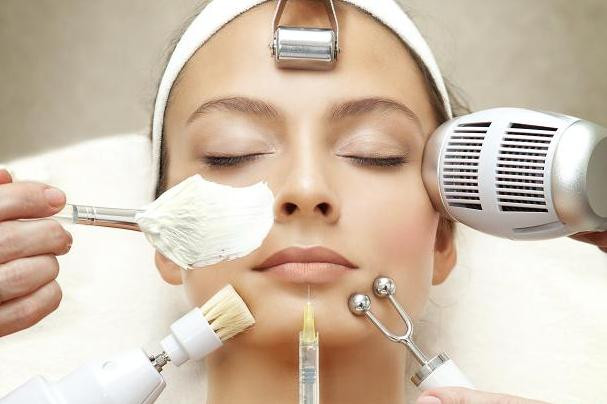 Multiple modalities available in modern facial treatments