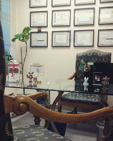 Office at Integrity Skin Care & Wellness