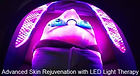 Celluma, red LED light therapy facial