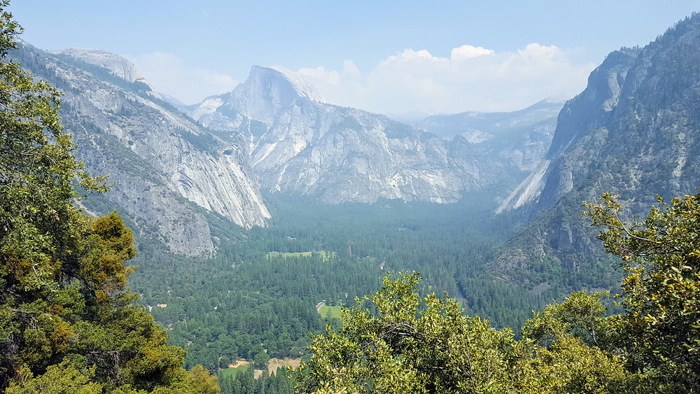 Yosemite Natural Landscape