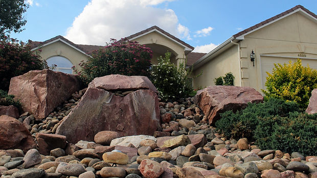 Xeriscaping - Peloquin Sprinklers & Land