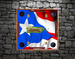 Island of Puerto Rico