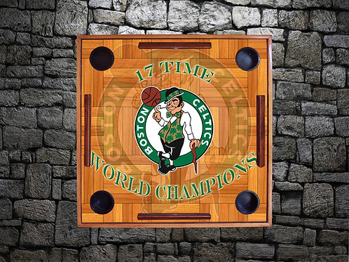 Boston Celtics-World Champions Wood