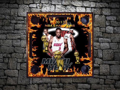 Miami Heat- World Champions 2013