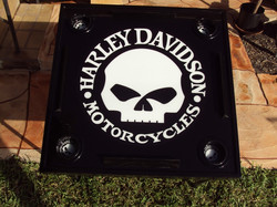 Harley Skull Series