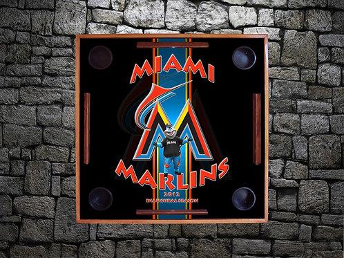 Miami Marlins-Inaugural Season