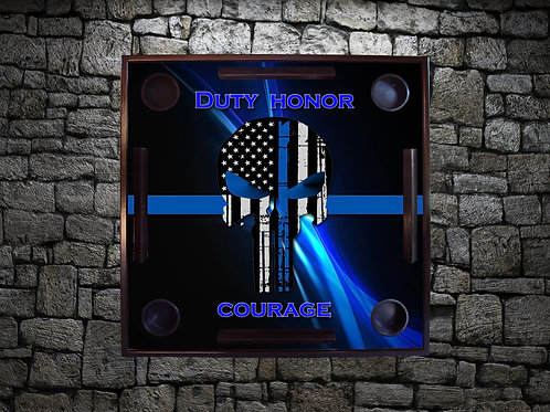 TBL-Duty, Honor Courage