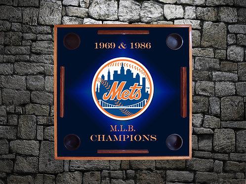 New York Mets 1969 & 1986 M.L.B. Champions