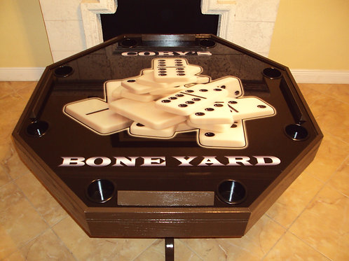 POKER / DOMINO TABLES