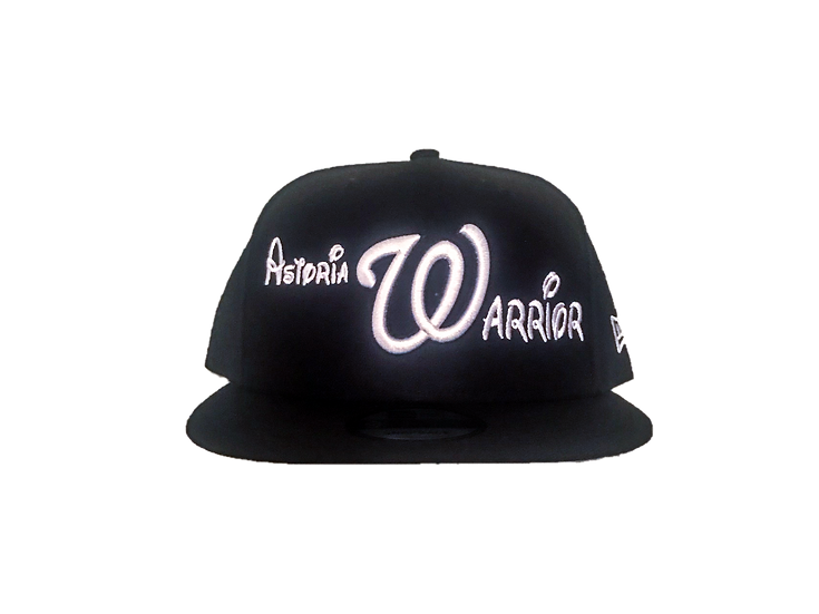 ASTORIA WARRIOR - ASTORIA WARRIOR/WASHINGTON NEW ERA COLLABORATION