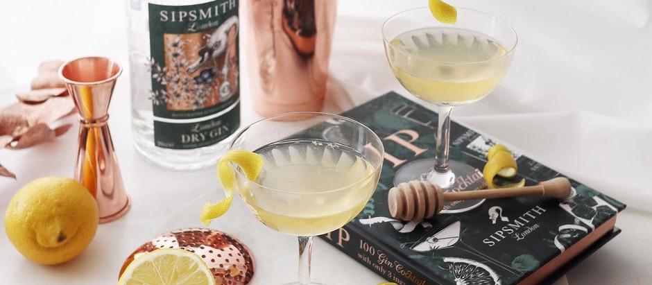 5 Receitas Criativas de Gin Tônica