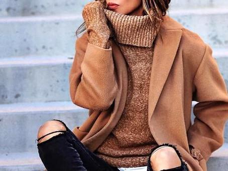 Dicas para não passar frio sem perder o estilo ;)
