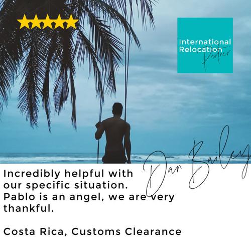 Costa Rica Customs