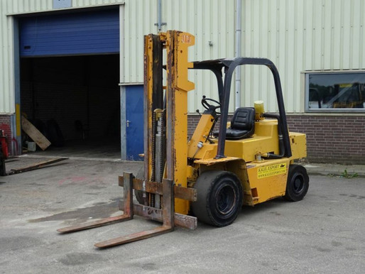 Preventing Fork Lift Accidents