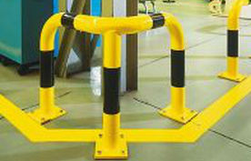 The Importance of Bollards& Barrier Protection at Industrial Premises