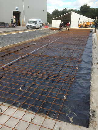 concrete reinforcment