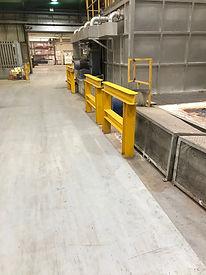 Bespoke barrier installation