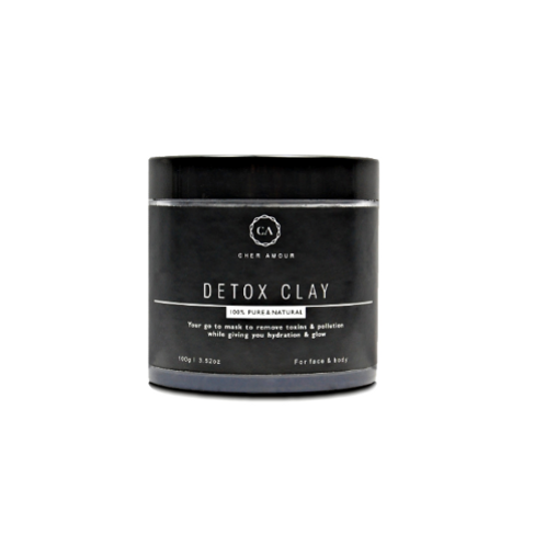 PORE CLEANSING PURIFYING- DETOX CLAY (100GM)