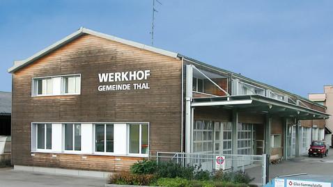 Werkhof Thal,