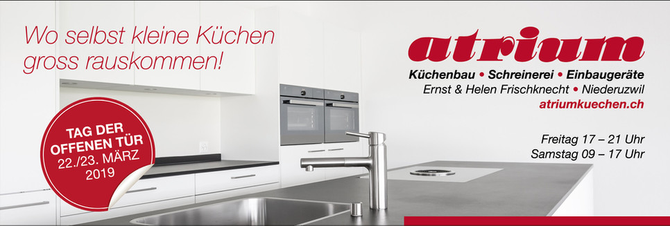 atrium Küchenbau