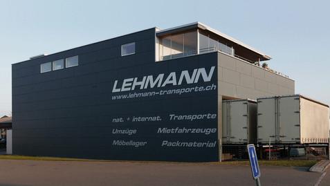 Betriebsgebäude Logistik, Rheineck,