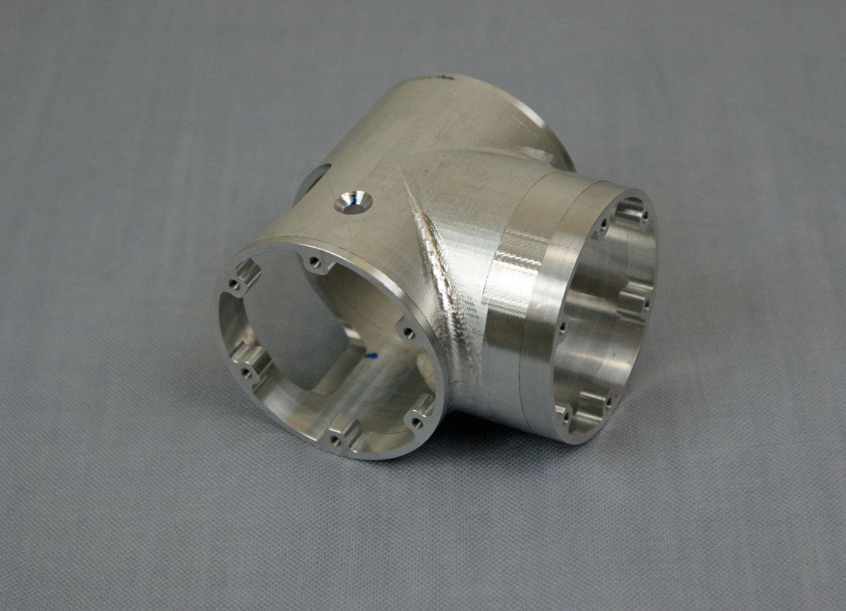 Pamatool 3D-Frästeil