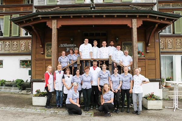 Rössli Tufertschwil Team