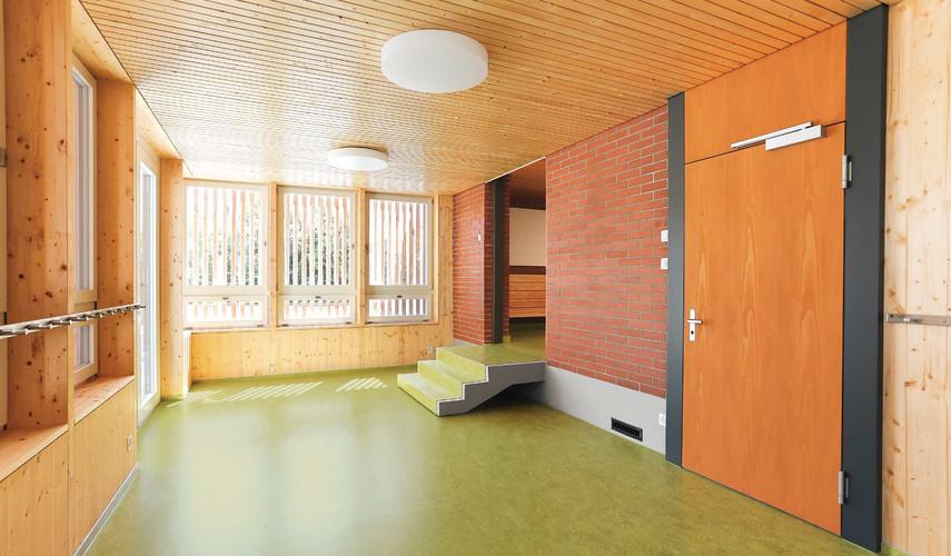 Renovation und Erweiterung Kindergarten «Bankstrasse», Niederuzwil SG