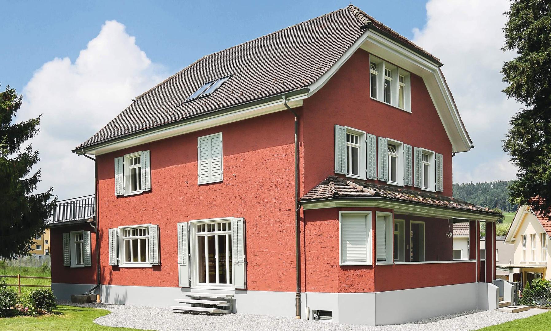 Umbau MFH «Ghürst», Oberuzwil SG