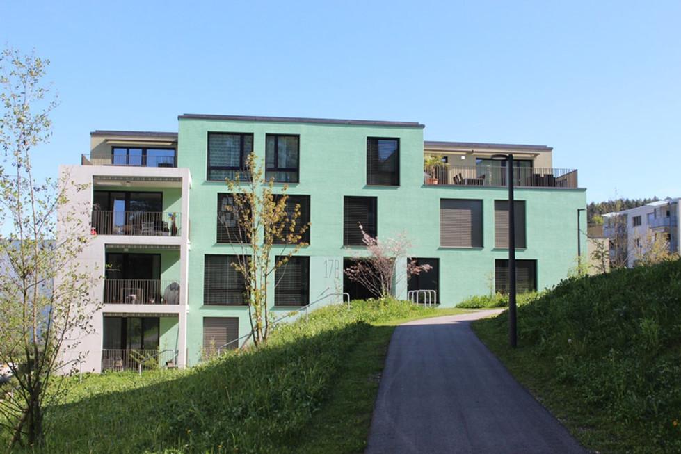 Überbauung Winterthur