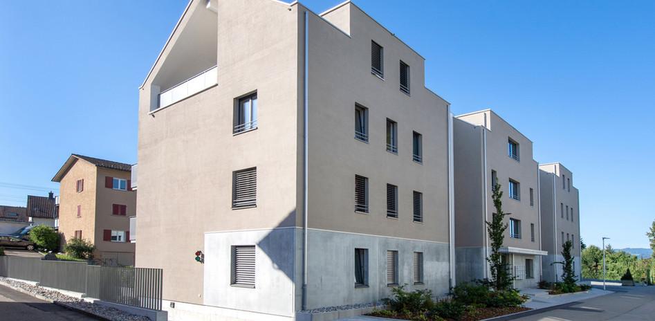 Mehrfamilienhaus Gossau