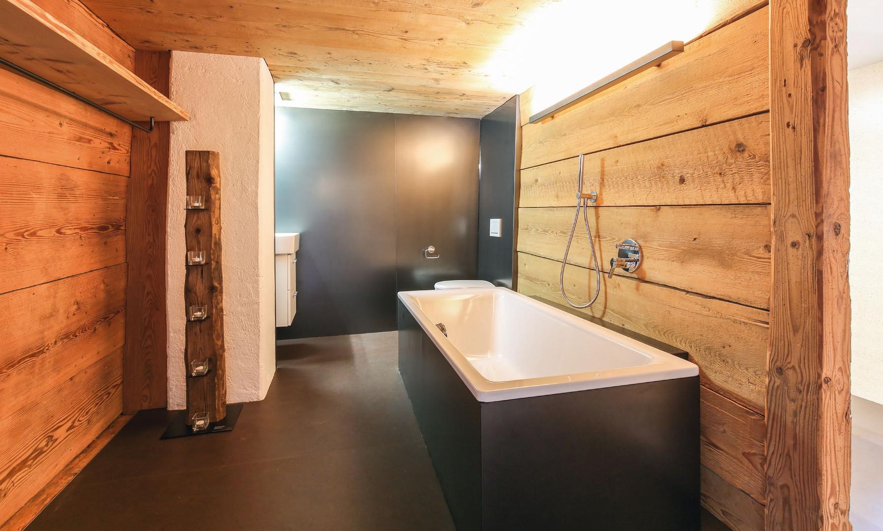 Renovation Bauernhaus «Wilen-Watt», Oberuzwil SG