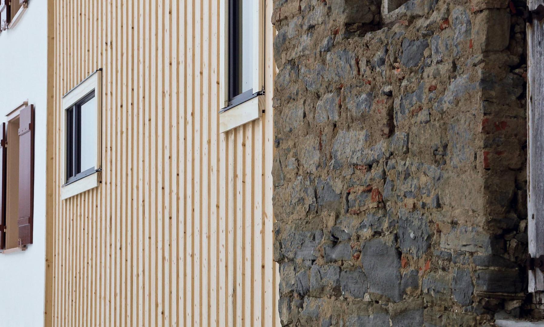 Umbau Bauernhaus «Beckenhalden», St.Gallen-St.Georgen