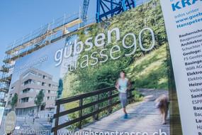 Projekt Gübsenstrasse90