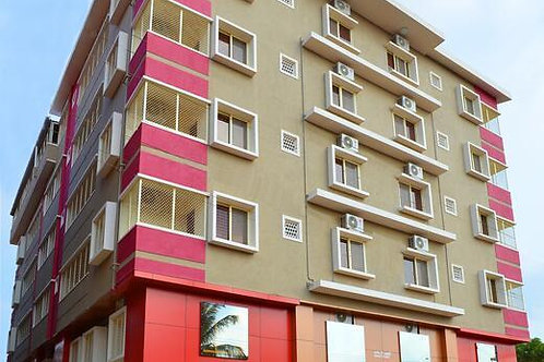 2 BHK, 1045sqft. Apartment at Thrippunithura.