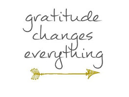 Having An Attitude of Gratitude Is Not So Bad